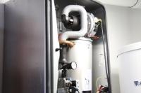 dichtingen vervangen condensatieketel junkers