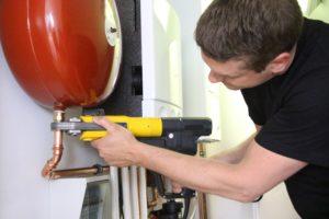 installateur condensatieketel gas en stookolie