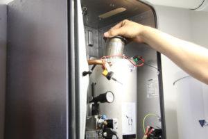 herstelling verwarmingsketel gas