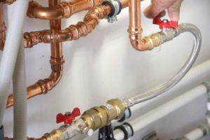 waterdruk bijvullen centrale verwarming