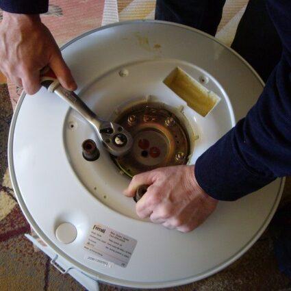 onderhoud boiler